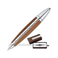 Ballpoint Pen On Leather5