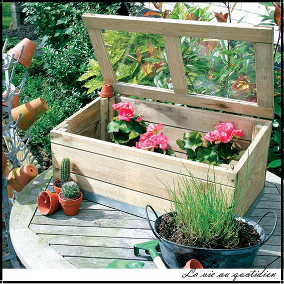 30 Unique Garden Design Ideas: Winter Whispers: Amazingly-Pretty-Decorating-Ideas-for