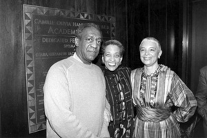 Bill cosby and camille hanks