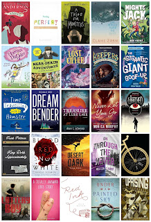 middle grade young adult cover reveals