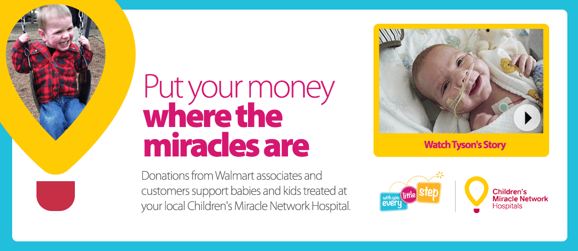 Giveaway Put Your Money Where The Miracles Are With Pampers Walmart 25 Gift Card