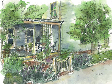 Laura's Lavendar Garden
