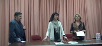 """Presentación del libro de Marian Giménez """"De brujas y revoluciones"""""""