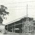 Construção do viaduto da Saudade em 1979
