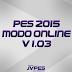 PES 2015: Modo Online ativo v 1.03