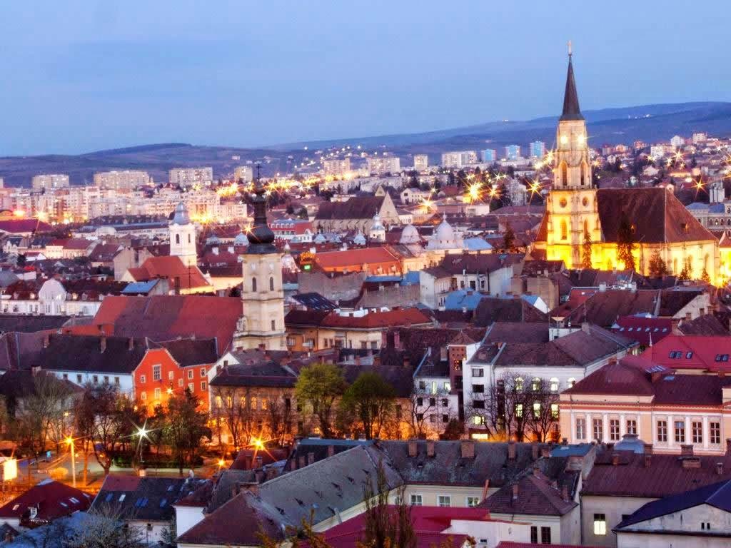 Centro histórico de Cluj