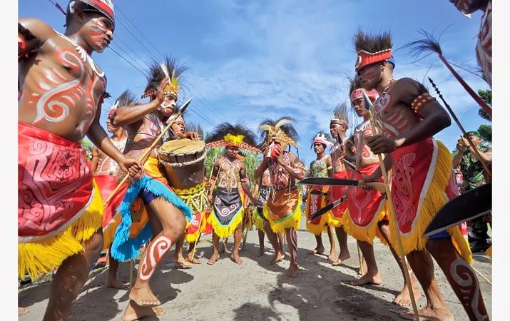 Tari Selamat Datang » Perpustakaan Digital Budaya Indonesia