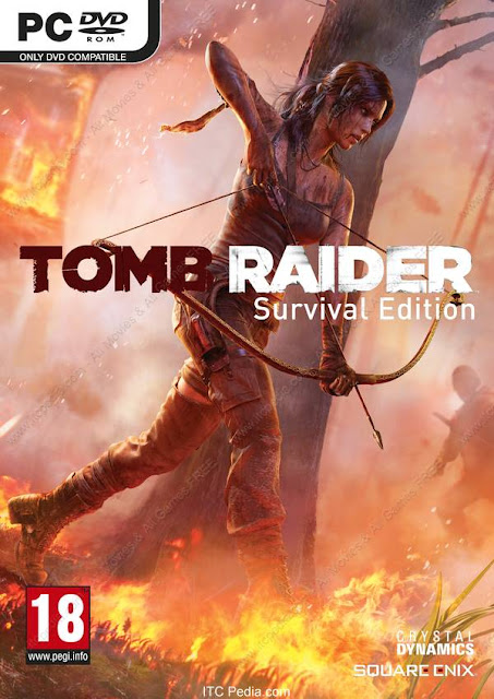 Tomb Raider Survival Edition Content - BAT