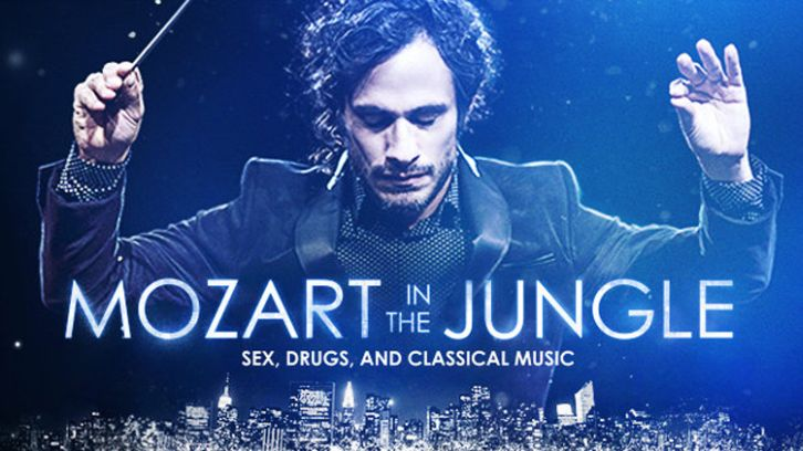 Mozart in the Jungle - Renewed for 3rd Season by Amazon