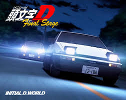 Phim Initial D Final Stage [SS6]