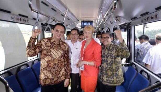 Image Result For Lowongan Kerja Transjakarta