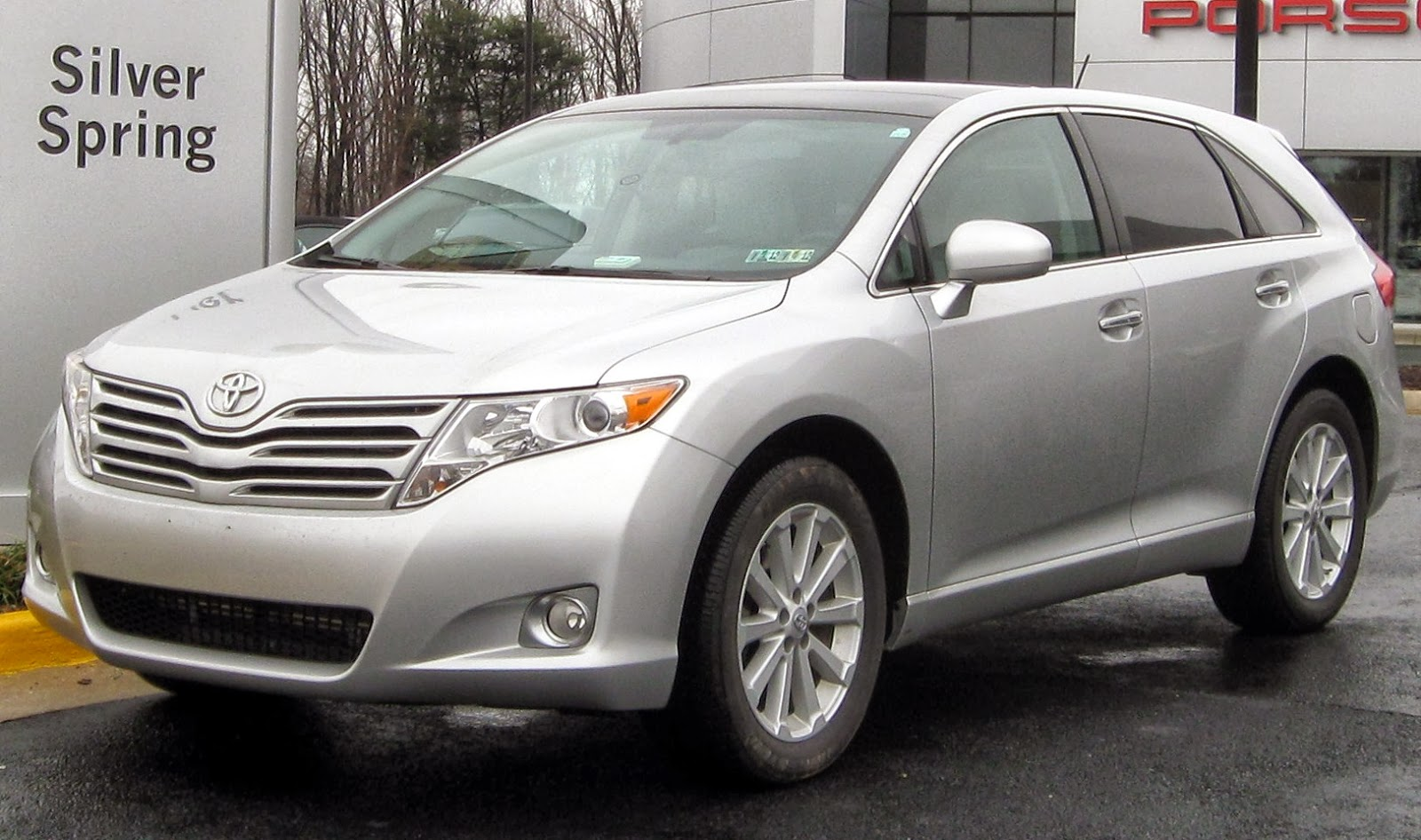 2014 toyota venza. Black Bedroom Furniture Sets. Home Design Ideas