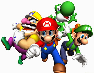 Wallpaper Mario Bross