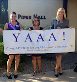 YAAA! Young Advocates for the Alzheimer's Association