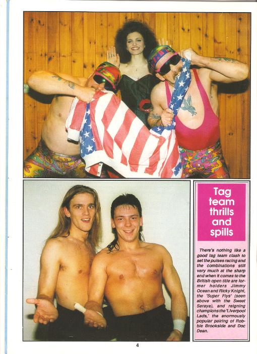 british wrestling forum