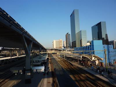 Estación Rotterdam Centraal