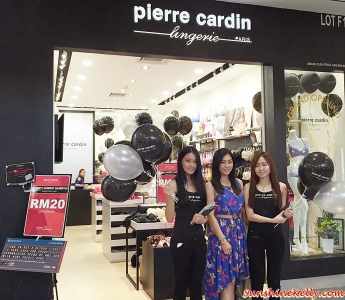 Pierre Cardin Grand Opening @ Sunway Pyramid, Pierre Cardin Malaysia, Pierre Cardin Grand Opening, Sunway Pyramid