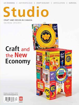 Saskatchewan Craft Council Ad