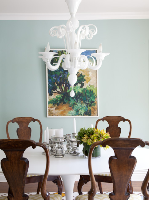 DESIGNER ROOM RECREATE BLENDING THE OLD WITH THE NEW – Dwr Chandelier
