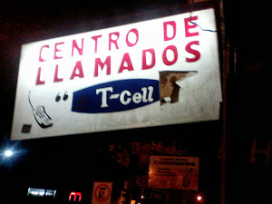 Centro de Llamados T-cell