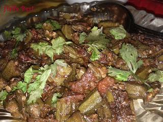 Okra / Lady Finger / Bhindi Bhindi   Favourite   Lady finger   Masala   Vegetable  Bhindi recipes  Okra types  pakistani recipes  Fried Okra