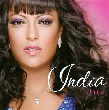 musica de la cantante la india: