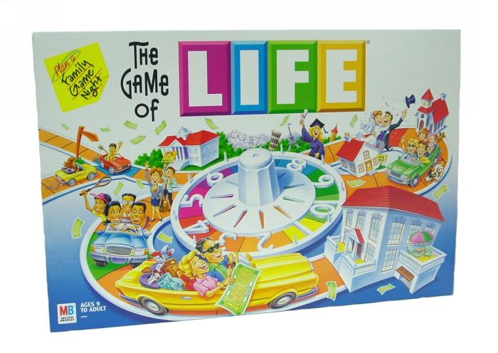Our Bankruptcy Blog: The Game of Life