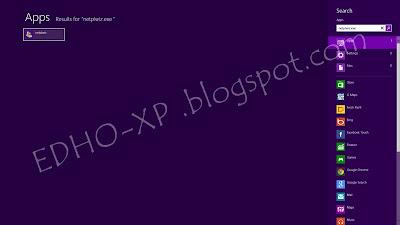 edho-xp windows 8