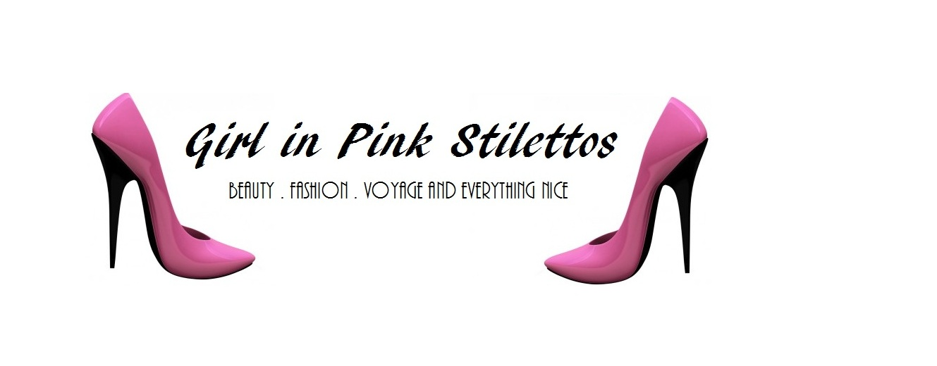 Girl in Pink Stilettos