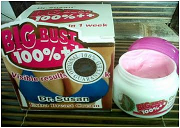 Cream ampuh mengencangkan Cream Dr. Susan