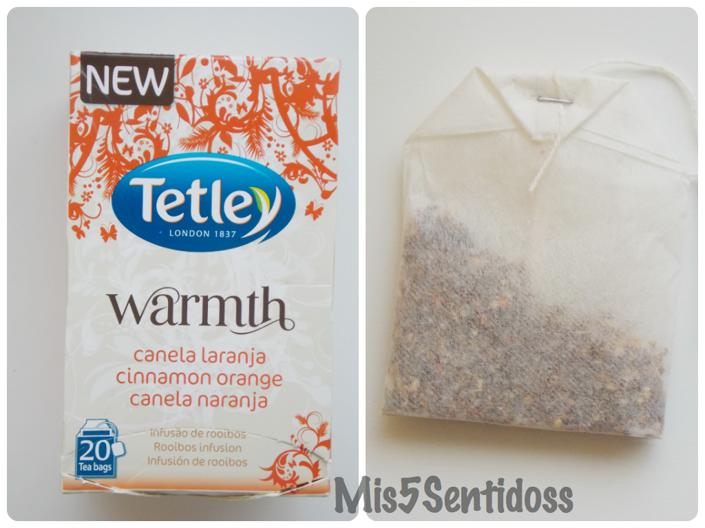 Degustabox abril 2014 Tetley
