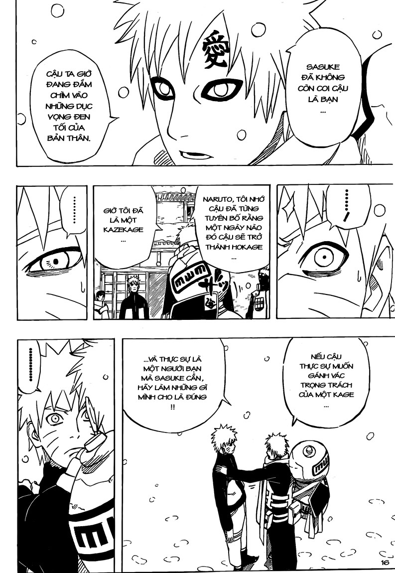 Naruto chap 474 Trang 16 - Mangak.info