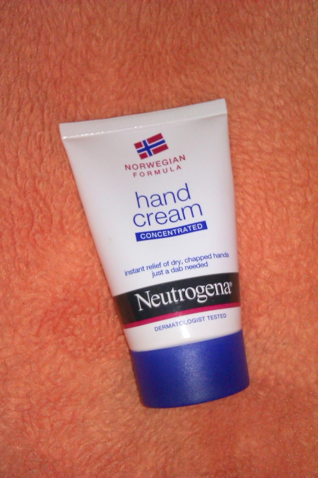 Neutrogena koncetrovaný krém na ruky