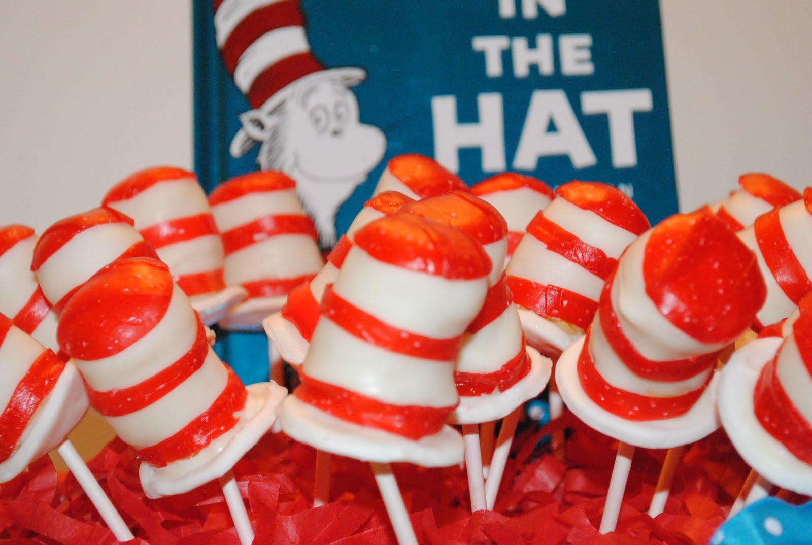 Dr. Seuss cake pops | Cakepops | Pinterest | Dr seuss cake