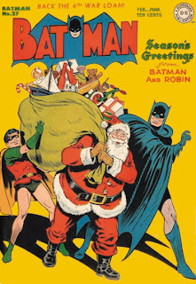 merry christmas batman