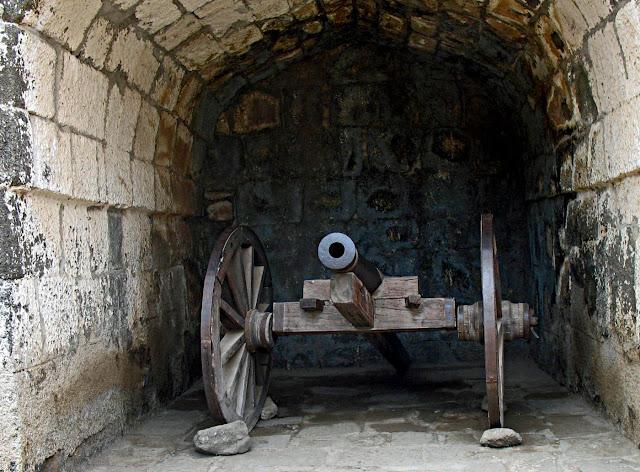 cannon at deogiri