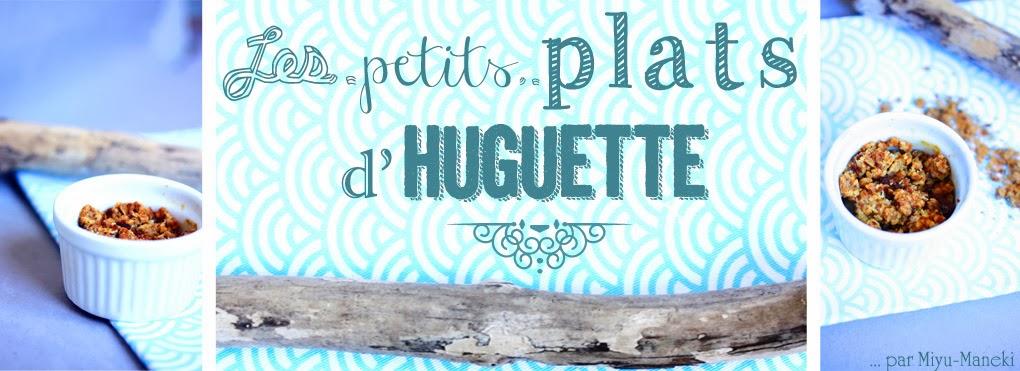 Les petits plats d'Huguette