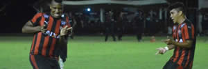Veja os gols de Vitória 2 x 1 Bahia no Barradão