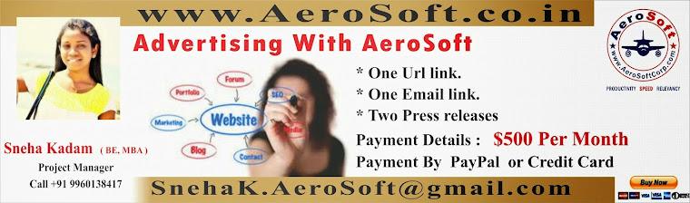 Er Sneha Kadam Project Manager AeroSoft Corp