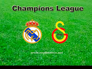 Real Madrid vs Galatasay - Champions League 2013