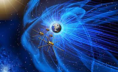 Satel·lit a la Magnetosfera