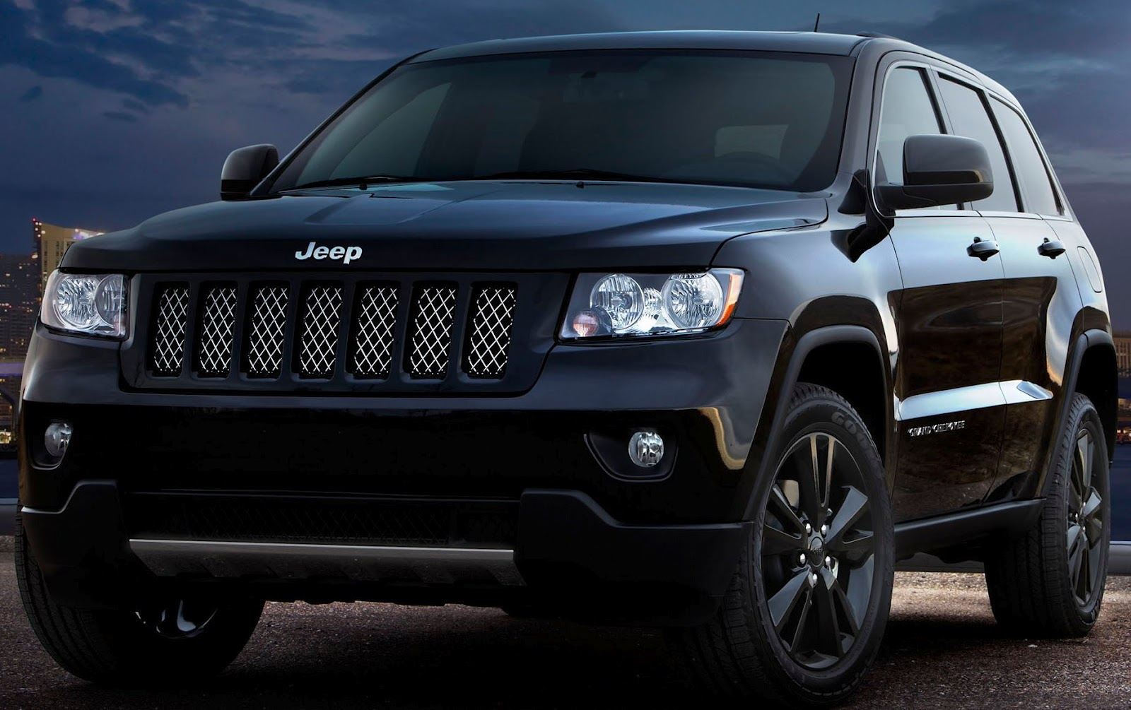 sport car garage 2012 jeep grand cherokee concep. Black Bedroom Furniture Sets. Home Design Ideas