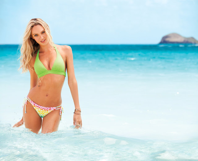 Candice Swanepoel – Victoria's Secret Swim 2013