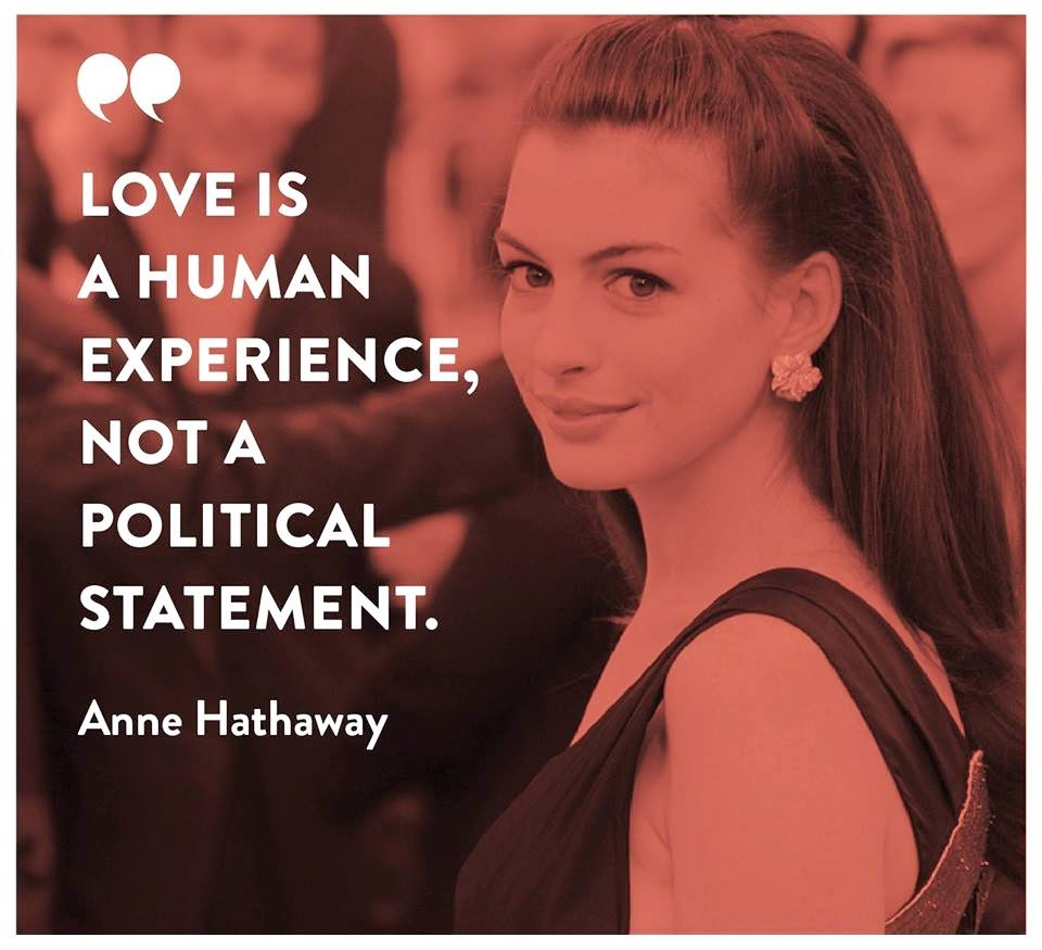 Anne Hathaway Relationship: Staying Alive Is Not Enough