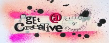 The Get Creative Challenge Blog