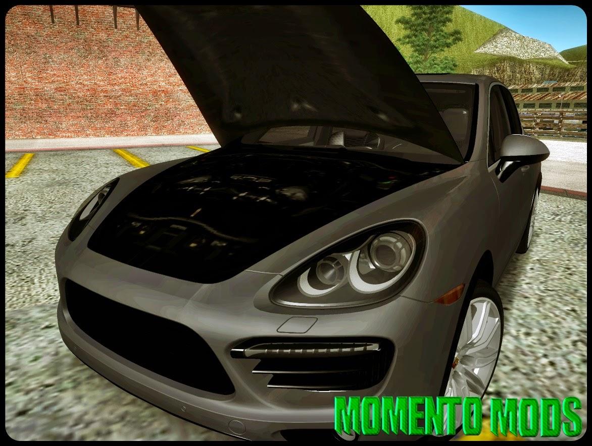 GTA SA - Porsche Cayenne Turbo 958 2011 V2.0