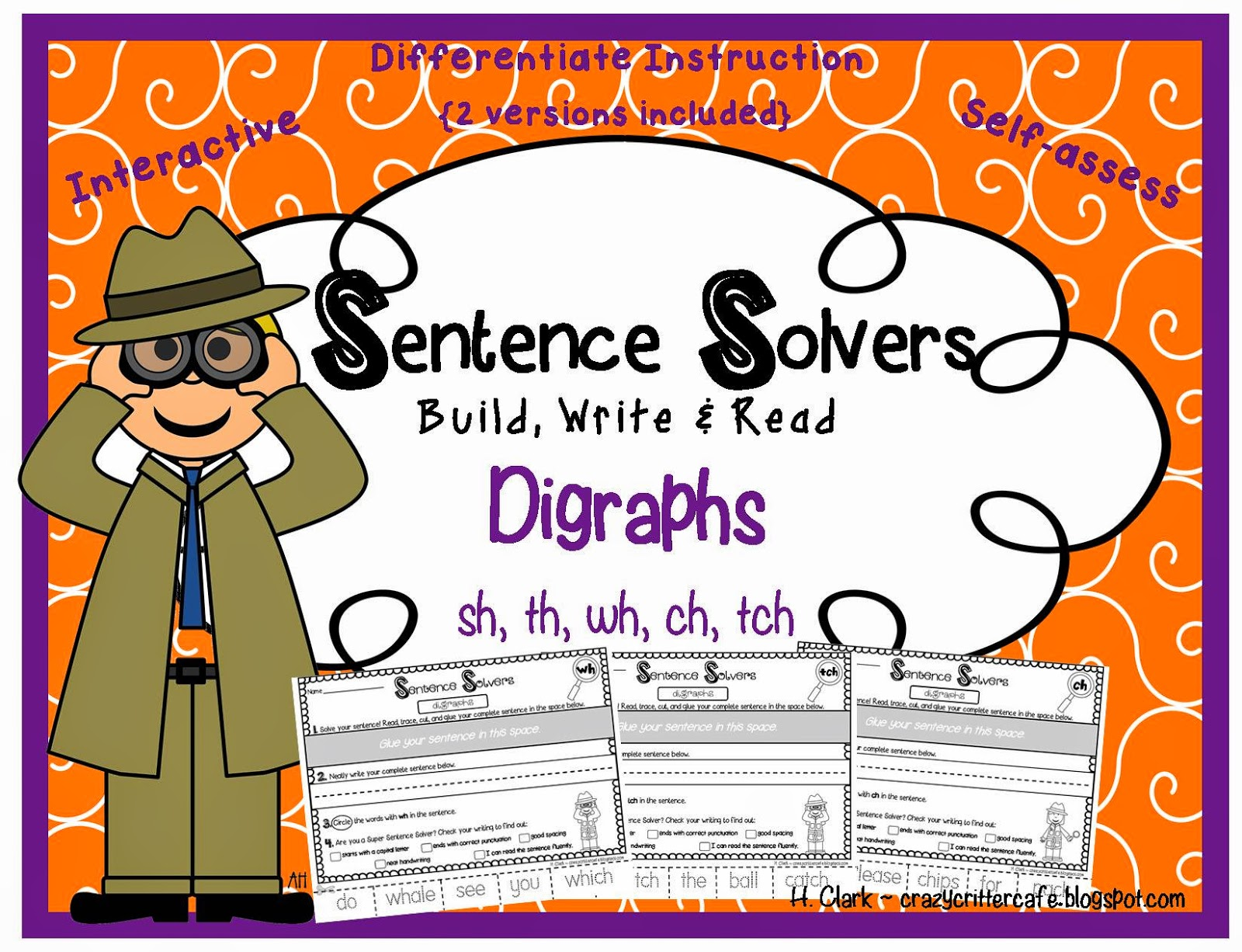 http://www.teacherspayteachers.com/Product/Sentence-Solvers-DIGRAPHS-Interactive-Sentence-Building-Activity-1341943
