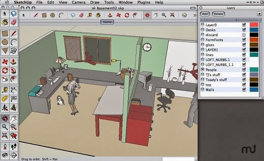 sketchup pro for macosx download