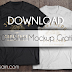 Download 20 T-Shirt Mockup Gratis