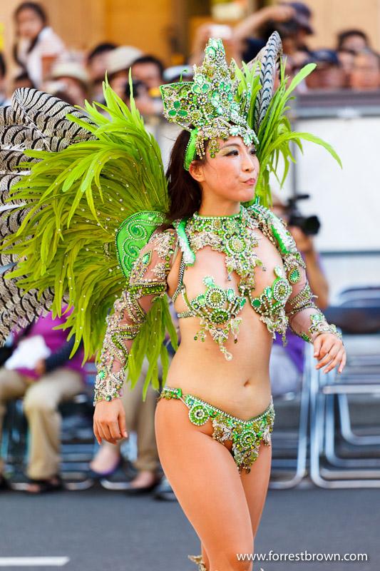 Japan – 2010 Asakusa Samba Carnival – Sexy